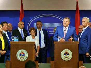 Jedinstvo Republike Srpske; Od sutra predstavnici Srpske ne učestvuju u radu zajedničkih institucija (VIDEO)