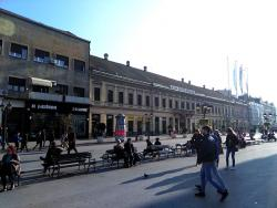 Novi Sad- Lažna dojava o podmetnutoj bombi u Palati pravde
