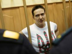 Nađa Savčenko oslobođena