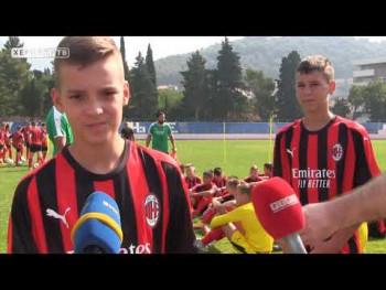 Milan junior kamp u Trebinju