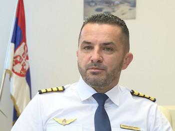 Кустурић: Пожар у Билећи још активан, али не представља пријетњу