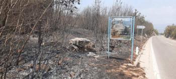 Катастрофални призори након пожара у Билећи ( Фото вијест)