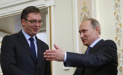 Vučić u posjeti Moskvi, planiran sastanak sa Putinom