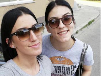 Jedna igra za BiH, druga za Srbiju: Evropsko prvenstvo donosi duel sestara Dajane i Tijane Bošković
