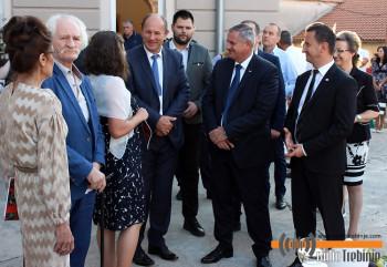 Višković u Trebinju na svečanoj litiji