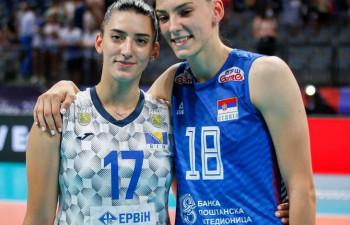 Sestre Bošković igrale jedna protiv druge. Tijana ispričala šta joj je rekao otac pred meč