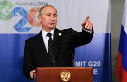 """""""Tajm"""": Putin najuticajniji lider na planeti"""