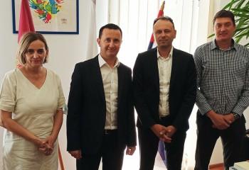 Saradnju Trebinja i Kragujevca podići na još veći nivo