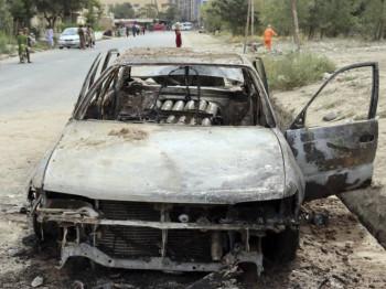 CNN: Iz automobila ispaljene rakete na aerodrom u Kabulu
