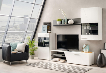 Kako da kreirate jedinstven ambijent doma u crno-beloj kombinaciji?