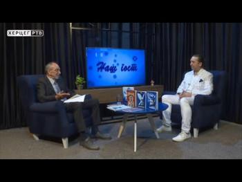 Naš gost:  Željko Sarić (Video)