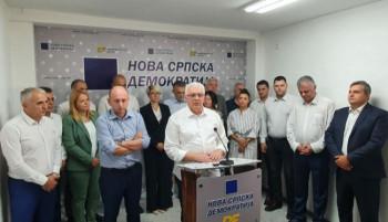DF: Krivokapić nas je obavijestio da je u toku državni udar