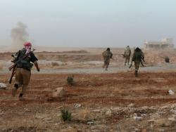 Stotine vojnika ulaze u Siriju iz Turske