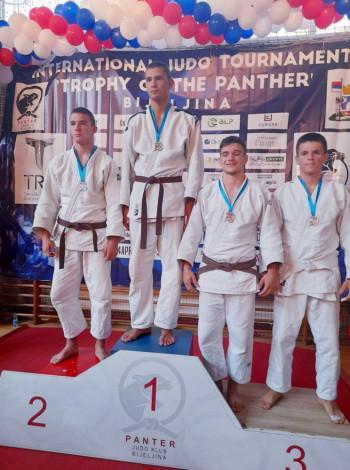 Međunarodni trofej pantera - džudisti Leotara ostvarili  odličan rezultat