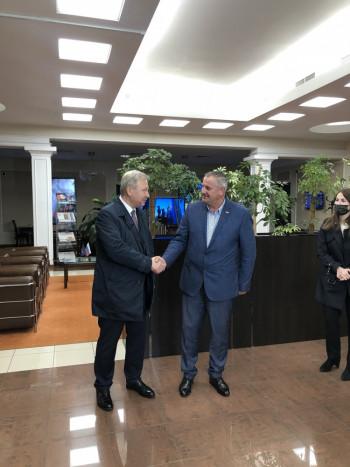 Delegacija Republike Srpske u zvaničnoj posjeti Rusiji