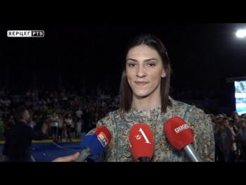 Otvoren sportski teren u Bileći u čast Tijane Bošković