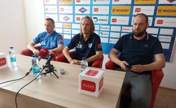 Krunić pred utakmicu sa Zrinskim: Na Policama niko nije favorit osim Leotara