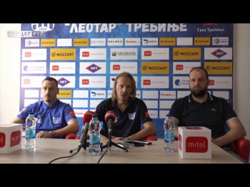 Još jedna teška utakmica pred fudbalerima Leotara (VIDEO)