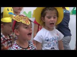 Mala matura u vrtiću u Berkovićima - prva stepenica u odrastanju (VIDEO)