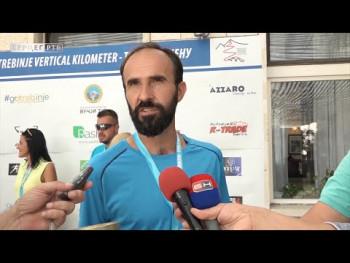 Džemal Jašarević i Miluša Bošković najbrži do vrha Leotara: Oboren prošlogodišnji rekord Trebinje vertikala