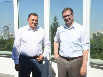 Vučić: Završen dogovor sa Dodikom o izgradnji Memorijalnog centra u Donjoj Gradini