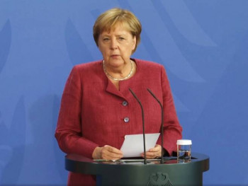 Merkelova danas u Beogradu