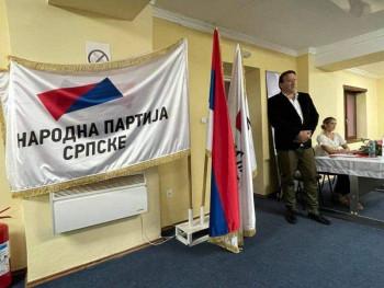 Opštinski odbor Narodne partije Srpske osnovan u Ljubinju