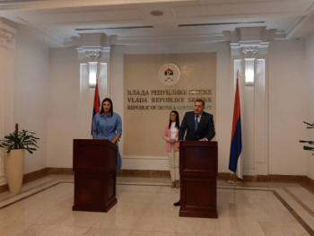Dodik: Talenat mlade Bilećanke otišao do svjetskih visina