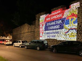Trebinje zasijalo najljepšim bojama – Zastave Srpske i Srbije vijore se cijelim gradom