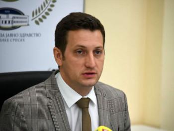 Priveden direktor Instituta za javno zdravstvo Republike Srpske