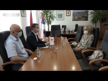 Ambasadorka Austrije posjetila Trebinje (VIDEO)