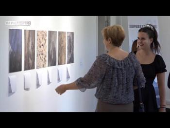 Izložbom radova završen Kampus fotografije i savremene umjetnosti (Video)