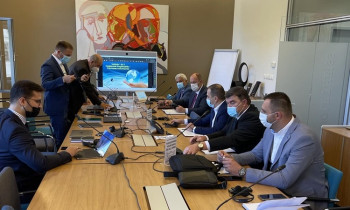 Delegacija ERS u Budimpešti o izgradnji Solarne elektrane Trebinje 1