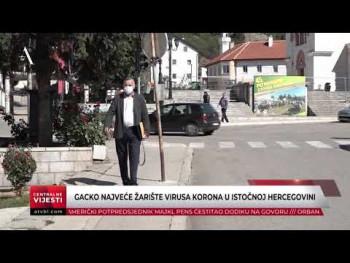 VIDEO: Gacko najveće KOVID žarište