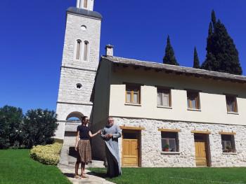 U sretanje prazniku: Manastir Žitomislić - drugi dio (AUDIO)