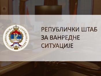 Постојеће мјере у Српској продужене до 12. октобра