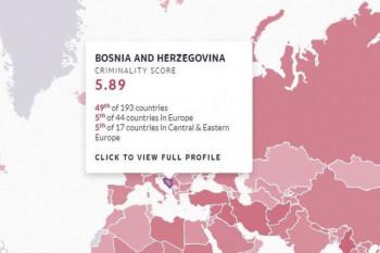 Po organizovanom kriminalu BiH peta u Evropi – Najviše se trguje heroinom i oružjem