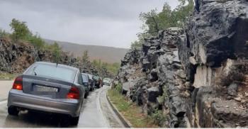 Saobraćaj na putu Trebinje- Bileća se odvija otežano