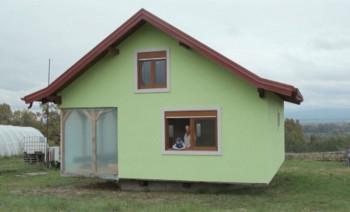 Izgradio rotirajuću kuću da udovolji ženi