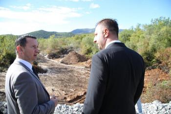 Ćurić sa ministrom saobraćaja Ćorićem: Ovo su prioriteti grada Trebinja