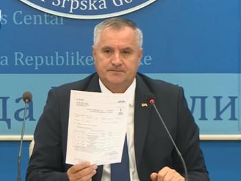 Višković: Nametnuti problem, uradićemo sve da dopremimo dovoljno kiseonika u bolnice