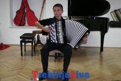 FESTIVAL HARMONIKE – Dragan Jelačić laureat takmičenja u Istočnom Sarajevu