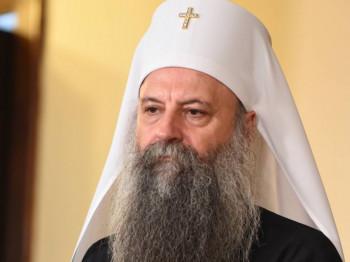 Patrijarh Porfirije u petak u Banjaluci