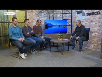 HERCEG SPORT: Odbojkaši Ljubinje (VIDEO)