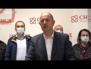 Petrović: Pritvor za rukovodstvo i zabrana rada PDP-a u BiH