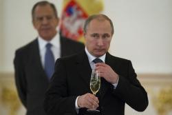 Putin zaradio 151.000 dolara