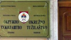 Izvještaj protiv jednog lica zbog ratnih zločina nad srpskim stanovništvom