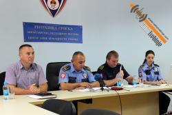 CJB Trebinje: Stanje bezbjednosti u julu zadovoljavajuće