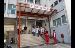 Zaposleni u Domu zdravlja Trebinje održali štrajk upozorenja