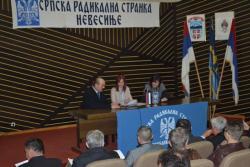 Nevesinjski Radikali izabrali novi Opštinski odbor